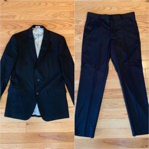 J. Ferrar Slim Fit Suit